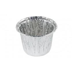 Vaso flan aluminio