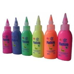 Adhesivo Plasticola color