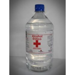 Alcohol Etílico 1L