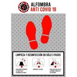 Alfombra Covid-19