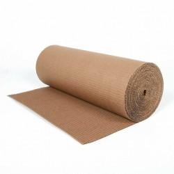 Rollo cartón corrugado